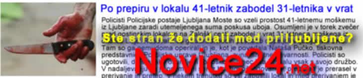 Kliknite za Novice24